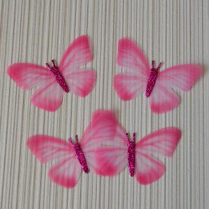 Шифоновые бабочки